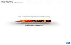imagefoundry website splash